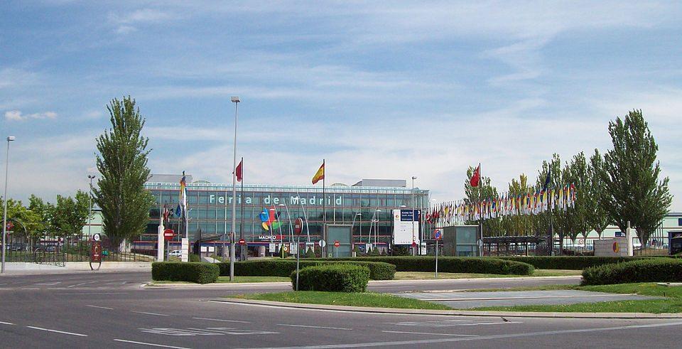 Participación en ferias internacionales