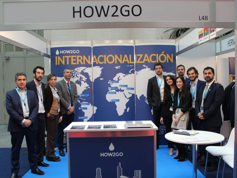 How2Go en la Feria IMEX 2018 Madrid