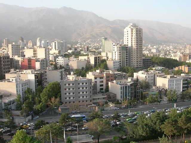 Irán en el comercio internacional