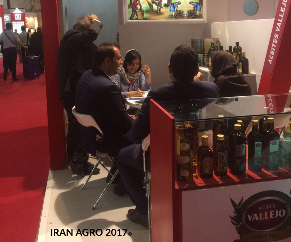 Iran Agro Food 2018 gran potencial