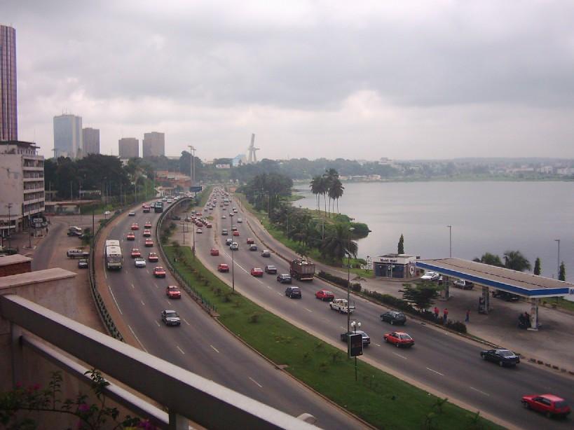 Sector de la energía en Costa de Marfil