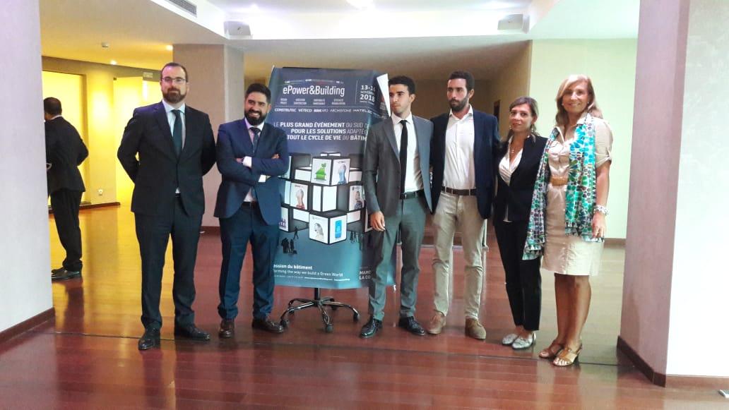 Presentación de Epower&Building en Marruecos