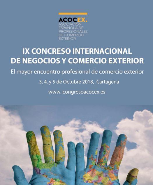 IX Congreso Acocex