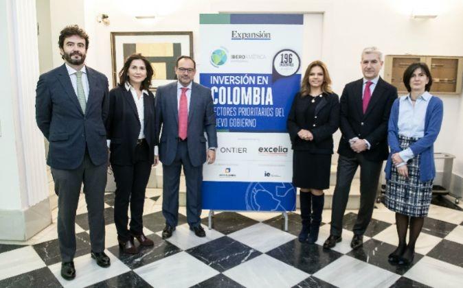 COLOMBIA - Destino de moda para las empresas españolas