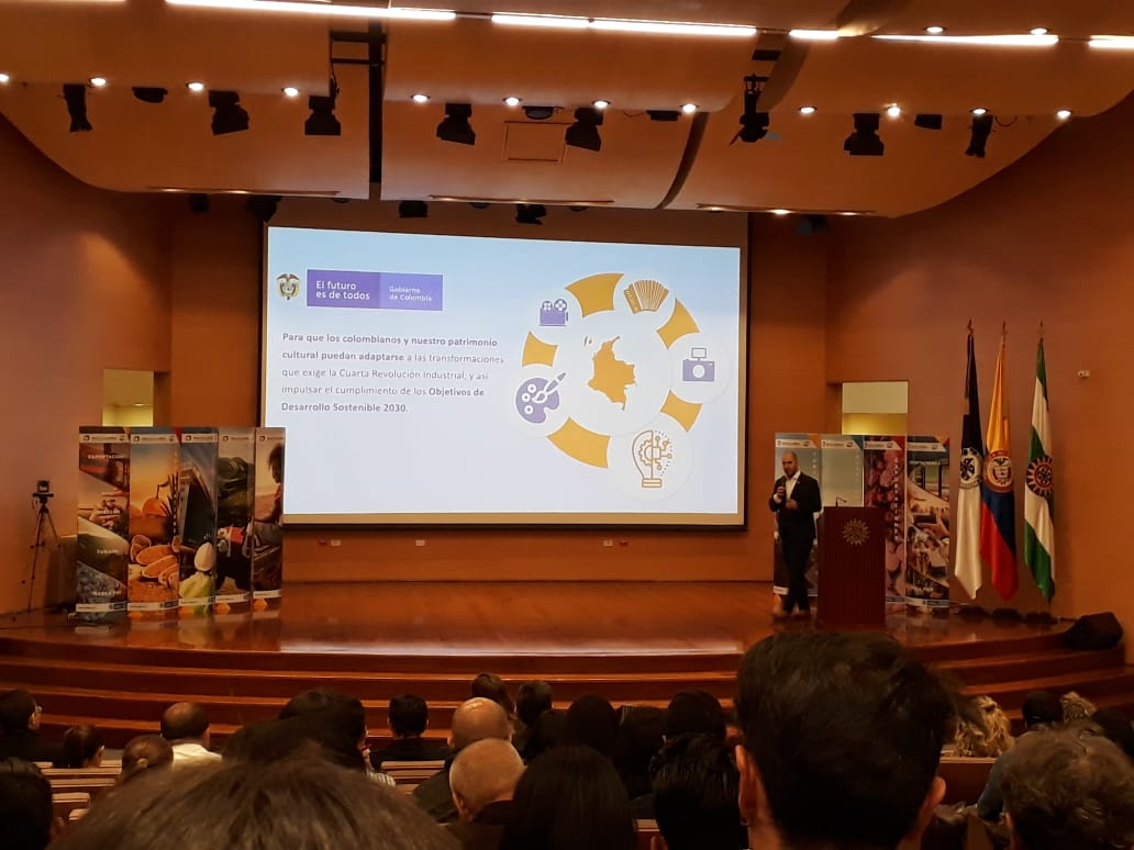 ProColombia - Economía Naranja Colombia