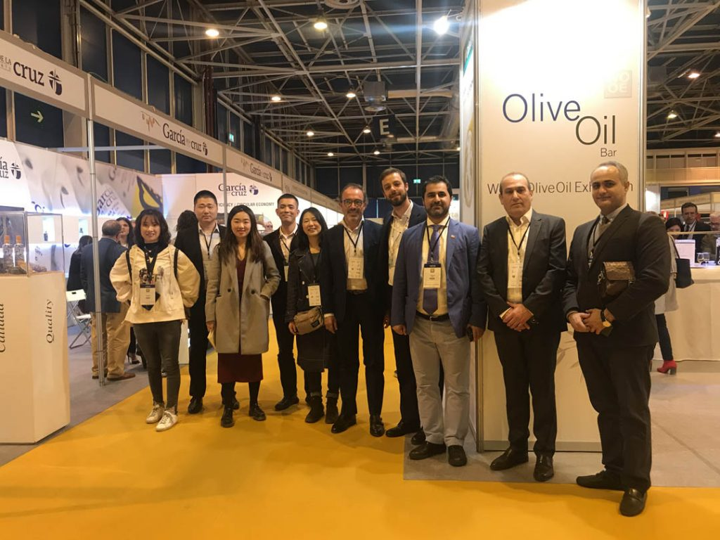 World Olive Oil Exhibition 1 How2go