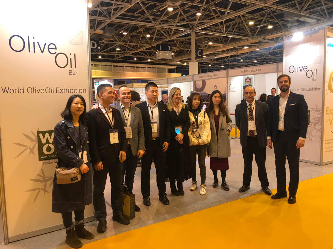 World Olive Oil Exhibition - How2Go 2019