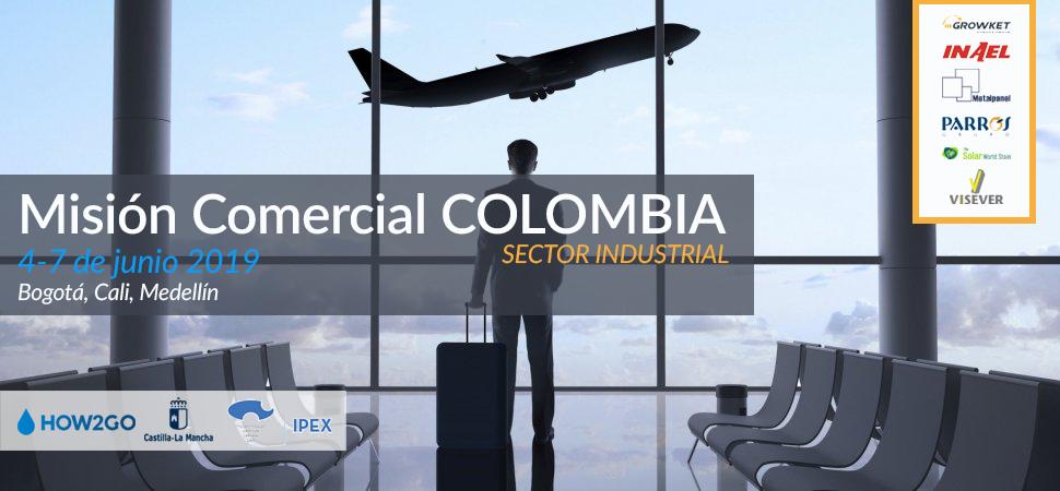 Misión comercial Colombia 2019 Sector Industrial