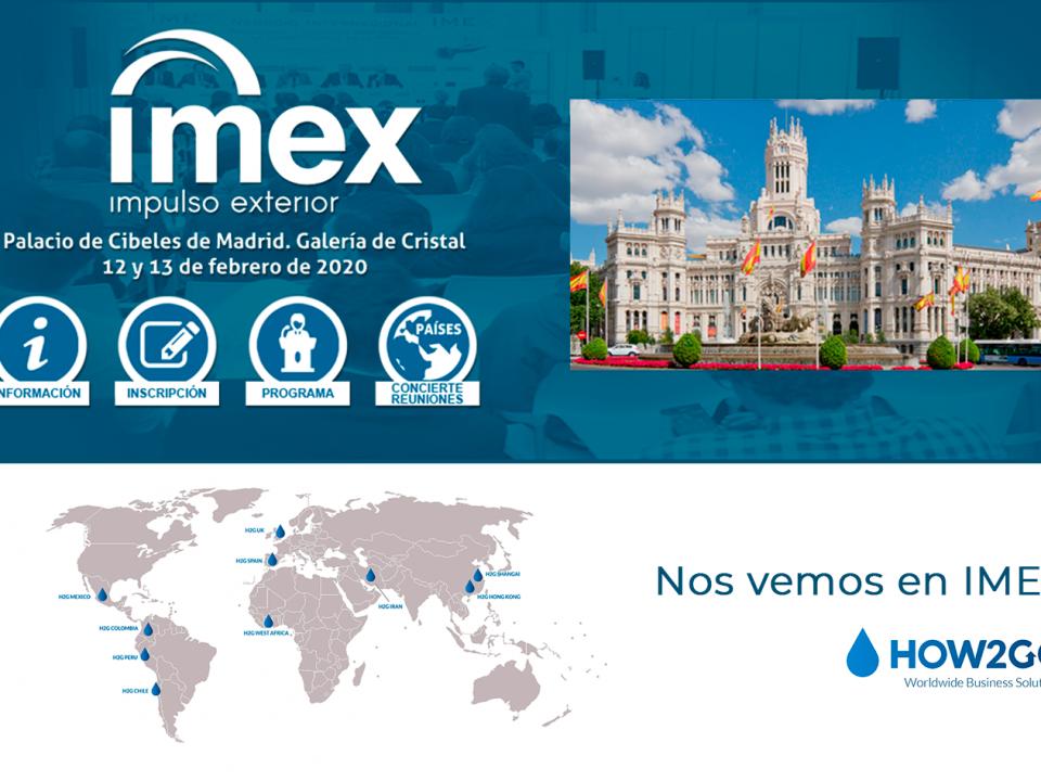 IMEX 2020 - How2go
