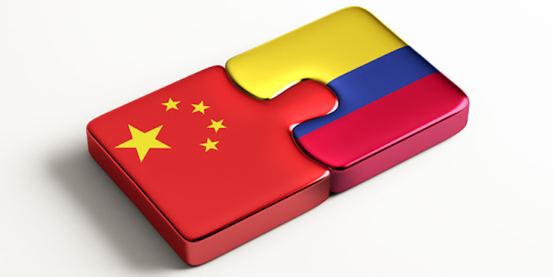 Relaciones comerciales entre China y Colombia - How2Go