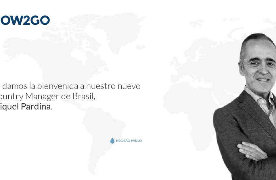 Nueva oficina en Brasil