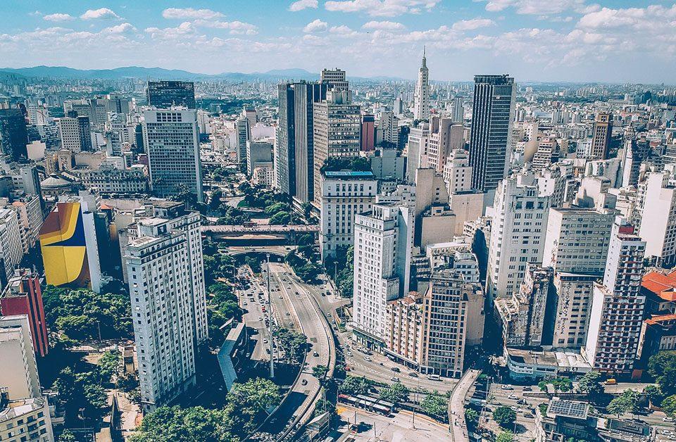 São Paulo, segundo mejor destino mundial para el retorno de inversiones