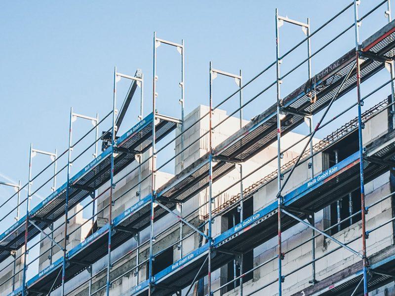 El sector de la construcción en México en cifras