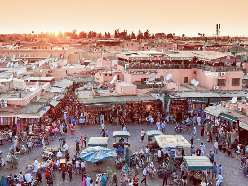 Marruecos, el país más seguro del norte de África