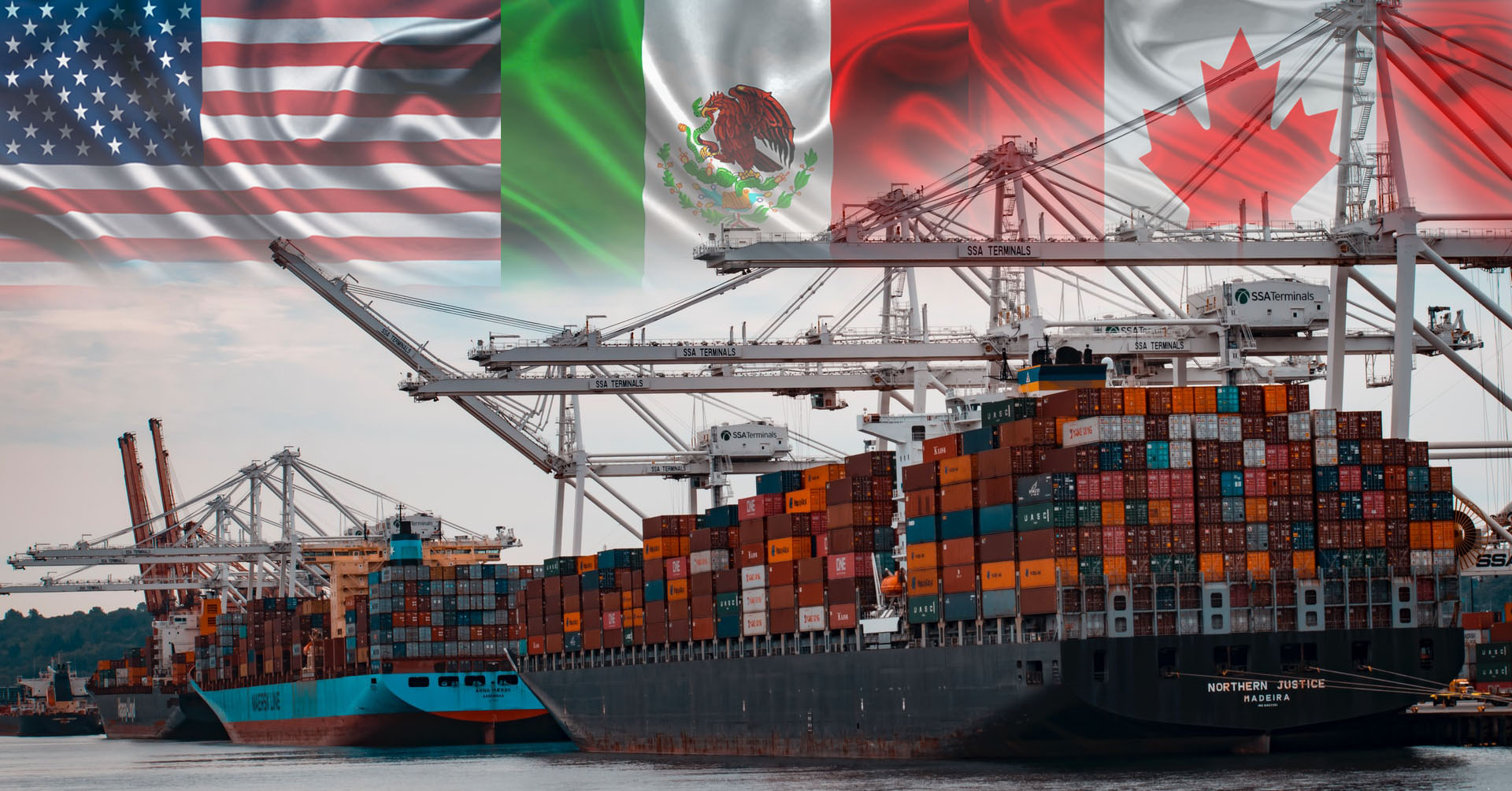 The new free-trade agreement USMCA (United States, Mexico and Canada): main facets
