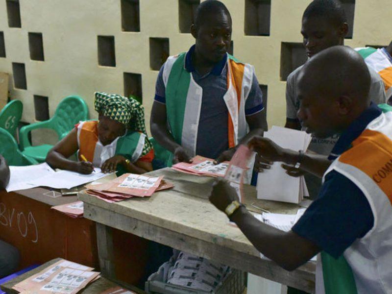 Elecciones en Costa de Marfil