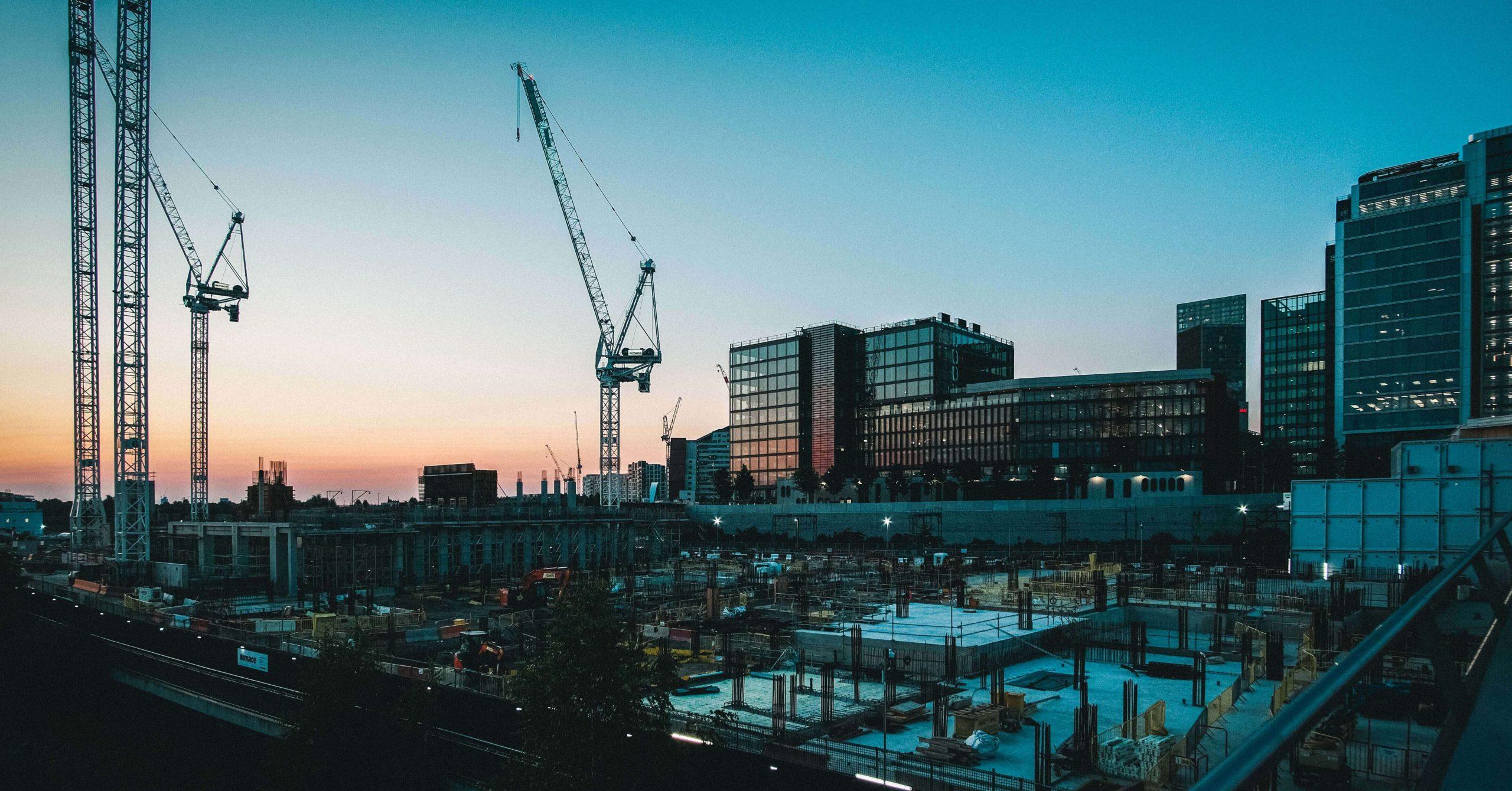 Sector de construção portugal