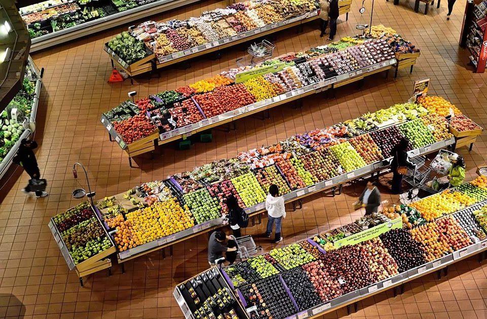 The organic food in UK