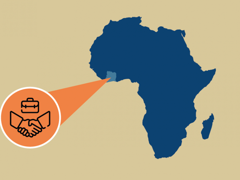 Negocios en África