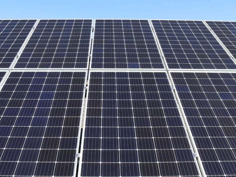 Paneles fotovoltaicos Portugal
