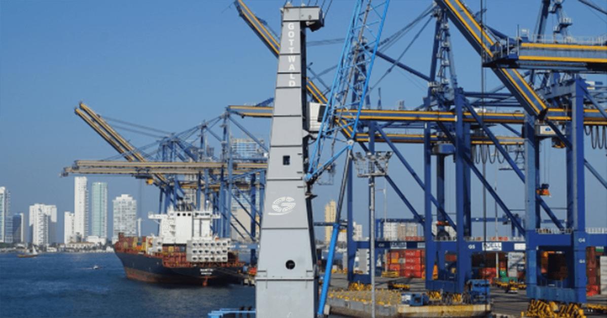 Sector astillero en Colombia
