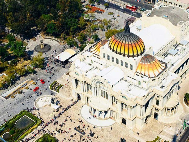 mercados internacionales México